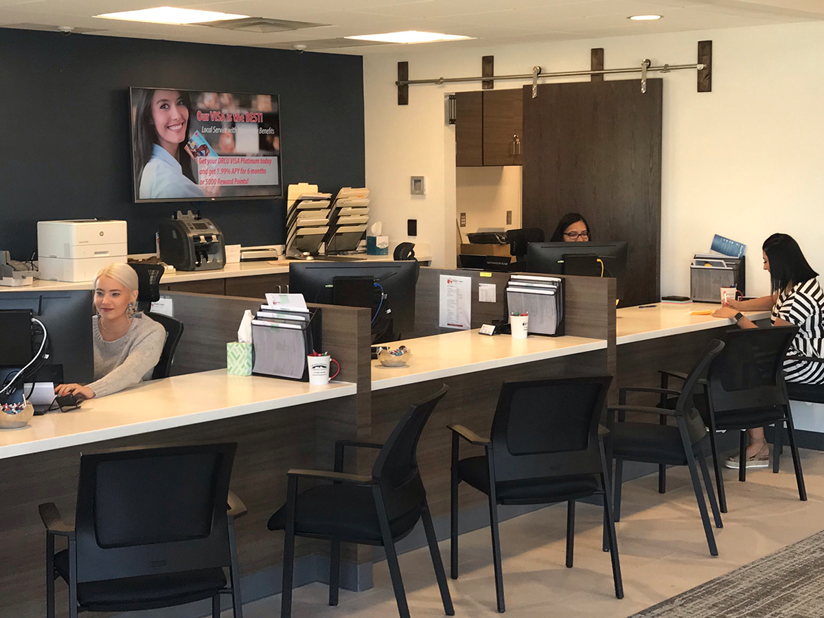 BLANDING BRANCH OPEN FOR BUSINESS